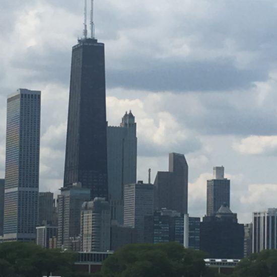 City of Chicago Skyline