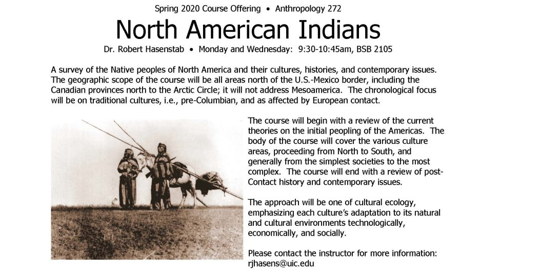North American Indians - Hasenstab