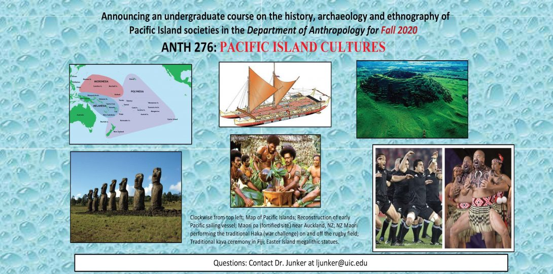Fall 2020 Junker Pacific Island Cultures